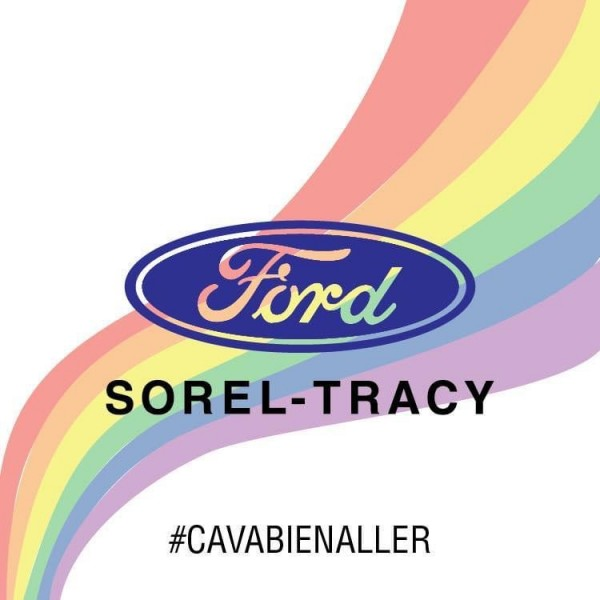 Ford Sorel Tracy